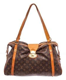 Louis Vuitton Brown 31824GM Shoulder Bag