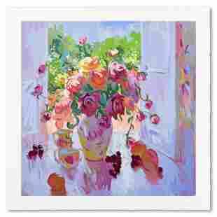 Bouquet With Cherries by Kaiser, S. Burkett