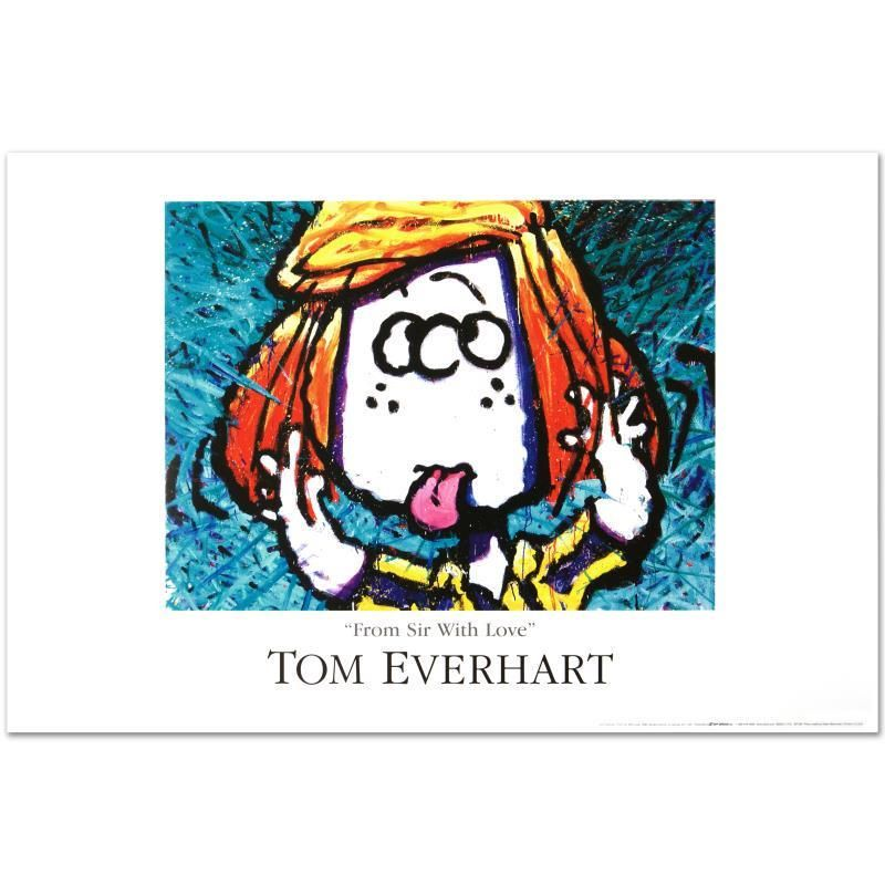 From Sir With Love by Everhart, Tom