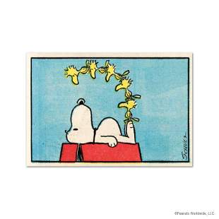 Friends by Peanuts
