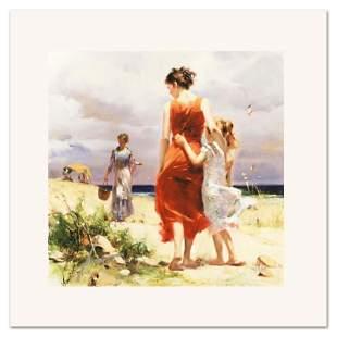 Breezy Days by Pino (1939-2010)