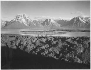 Adams - Signal Hill in Grand Teton Wyoming