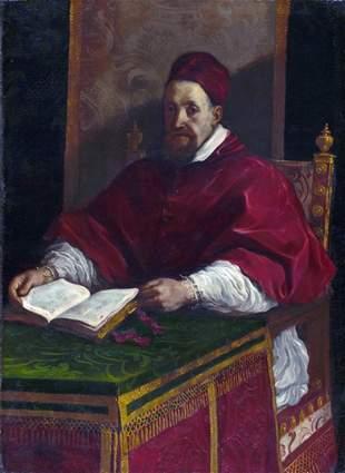 Guercino - Pope Gregory XV