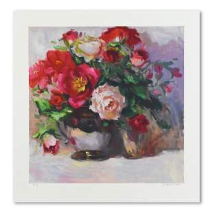 Red Roses and Silver by Kaiser, S. Burkett