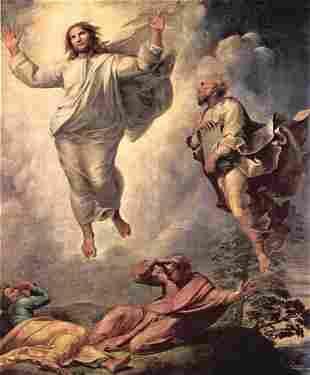 Raphael - Transfiguration of Christ
