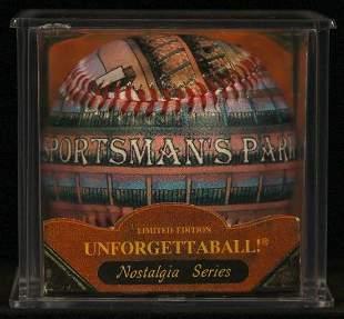 """Unforgettaball! """"Sportsman's Park"""" Nostalgia Series"""