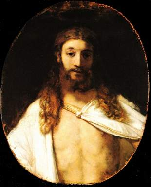 Rembrandt - Christ