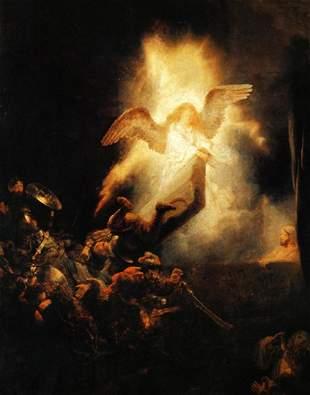 Rembrandt - Resurrection