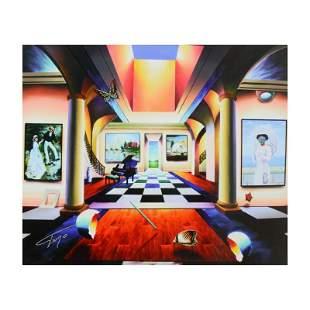 Room of Splendor by Ferjo