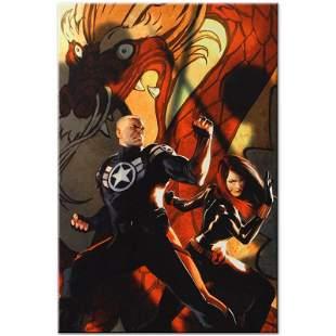 Secret Avengers #6 by Marvel Comics