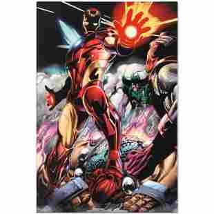 Iron Man/Thor #2 by Marvel Comics
