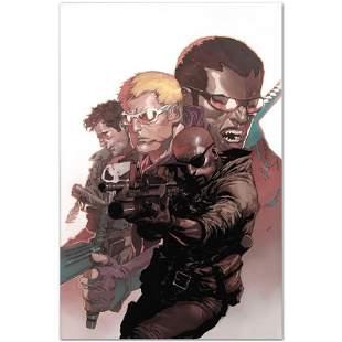 Ultimate Avengers vs. New Ultimates #4 by Marvel Comics