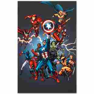 Official Handbook: Avengers 2005 by Marvel Comics