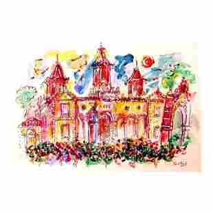 Chateau Cos D'Estournel by Ensrud Original