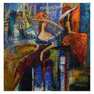 Seaside Ladies by Rafael Original