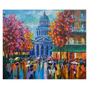 Town Hall Promenade by Rafael Original