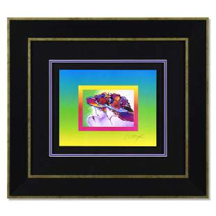 Friends on Blends by Peter Max