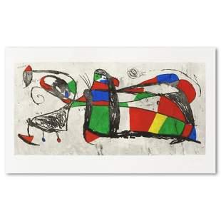 Tres Joans by Joan Miro (1893-1983)
