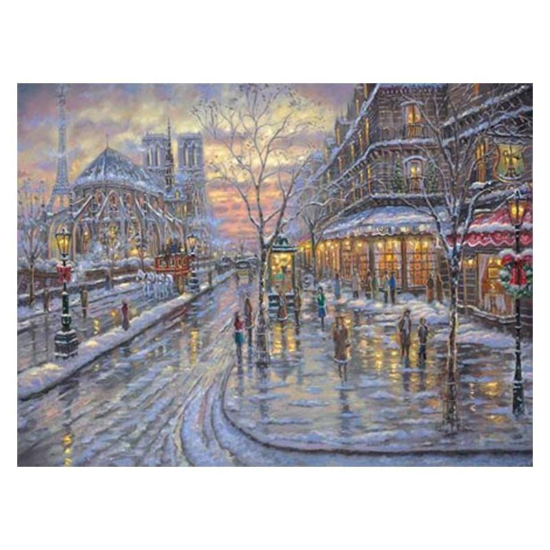 Christmas In Paris by Finale, Robert