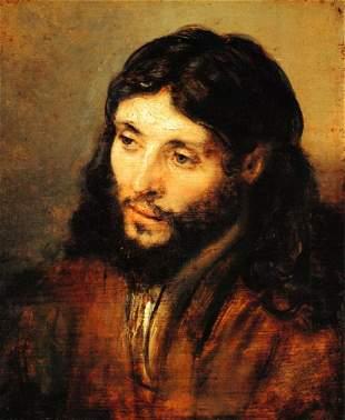 Rembrandt -Christ (2)