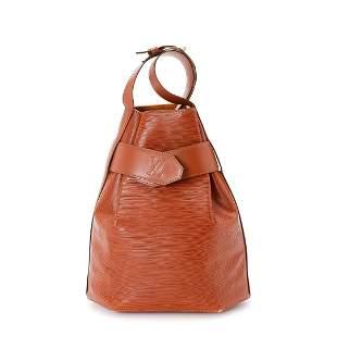 Louis Vuitton Brown Fawn Sac D'epaule GM Shoulder Bag