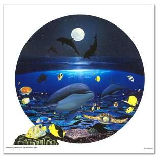Moonlight Celebration by Wyland