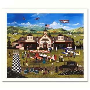 Franklin Field's First Annual Air Fair by Wooster