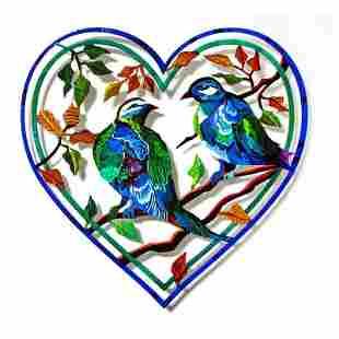 Love Birds XX by Govezensky Original