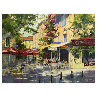 Le Bistro by Simandle, Marilyn