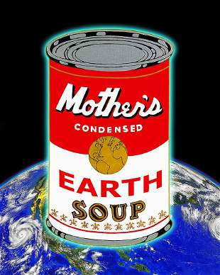 """Bragg """"Mother's Condensed Earth Soup"""""""