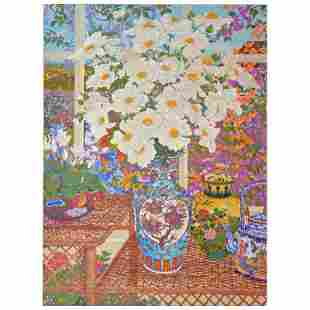 Cottage Garden by Powell, John