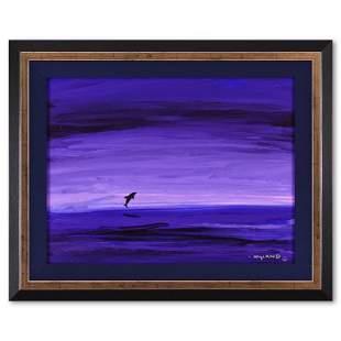 Dolphin by Wyland Original