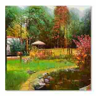 Autumn Retreat by Feng Original