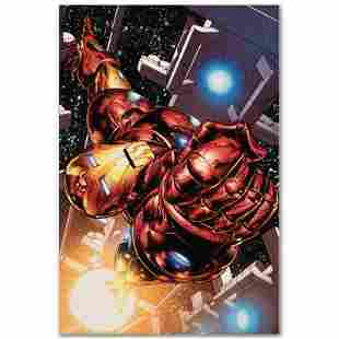 The Invincible Iron Man #1 by Marvel Comics