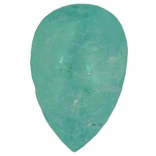 2 ctw Pear Emerald Parcel