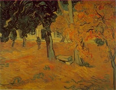 Van Gogh - Garden