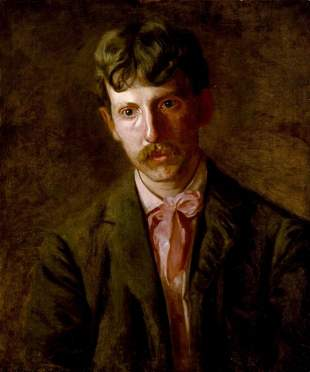 Thomas Eakins - The Pianist