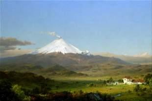Frederic Edwin Church - Cotopaxi