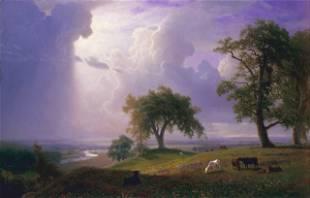 Bierstadt - California Spring