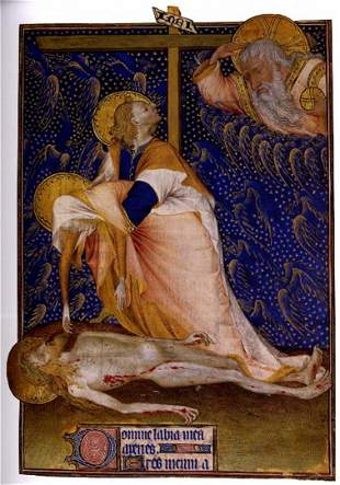 Unknown - Maria Mourning the Dead Christ