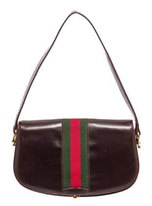Gucci Black Vintage Shoulder Bag