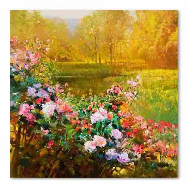 Fragrant Garden by Feng Original