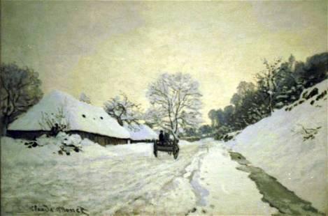 Claude Monet - Orsay-Brut