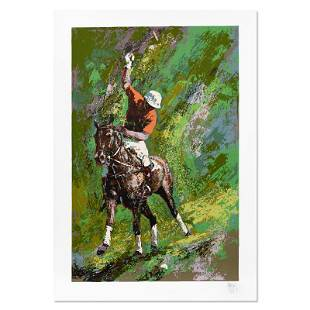 Polo by Mark King (1931-2014)
