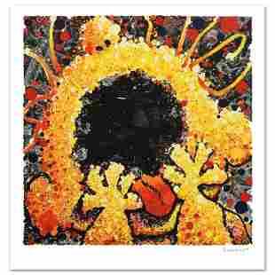 Black Velvet Scream by Everhart, Tom