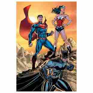 DC Universe Rebirth by DC Comics
