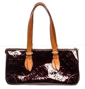 Louis Vuitton Brown Monogram Rosewood Shoulder Bag