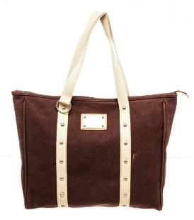 Louis Vuitton Brown Cup Antigua Birch GM Shoulder Bag