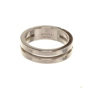 Gucci Sliver Ring