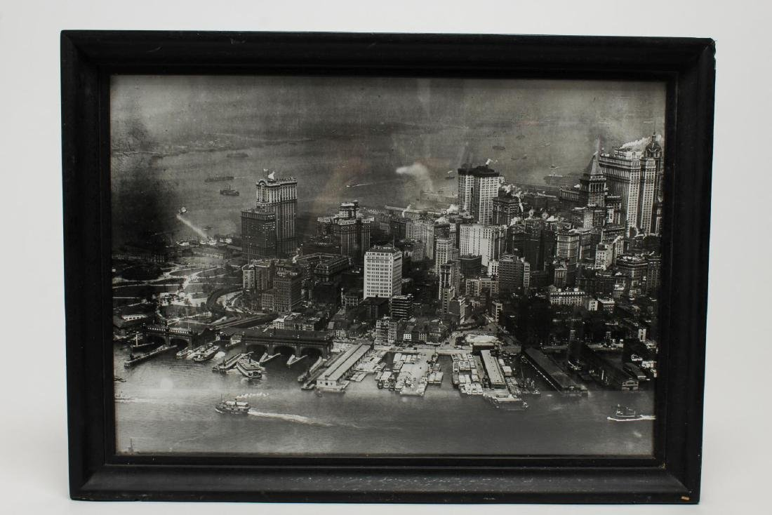 Vintage Aerial Photographs of New York City, 2 - 4
